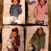 Куртка-парка Lupilu Евро и Зима с Германии 86,92,98,104,110,116 р
