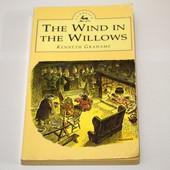 "Детская книга на англ. яз. ""The Wind in the Willows"" (""Ветер в ивах""), 250 с."