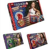 Сумка вышитая гладью Fashion Bag Danko Toys fbg-01-03, 04, 05 my creative bag творчество вышивание