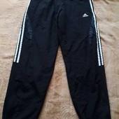 Спортивные штаны фирменные Adidas р.48-50 L