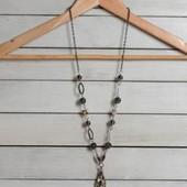 Цепочка. ожерелье бусы стильные