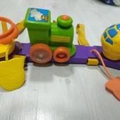 Игрушка на коляску