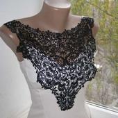 Club L платье с декорированной грудью XS-S-размер