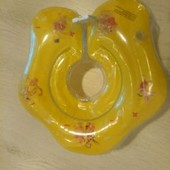 Двухсторонний круг для младенца для плавания