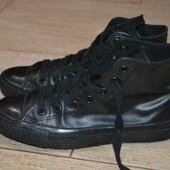 Converse All Star сникерсы кеды 39р. кросовки Оригинал кожаные ботинки