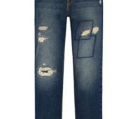 Модные потертые брендовые джинсы levi's на мальчика 7лет в наличии, новые