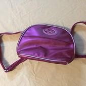 Очень качественная сумка, рюкзак для девочки. Barbie club
