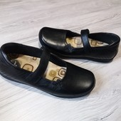 Кожаные туфли  Hush Puppies 6р. 25,5 см