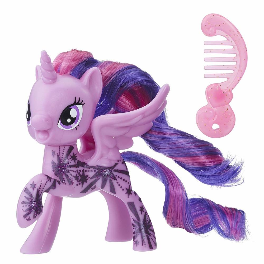 Пони твайлайт искорка 8см my little pony twilight sparkle фото №1