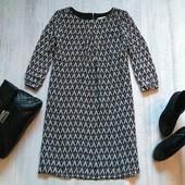 Платье прямого силуэта H&M 14 р