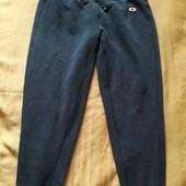 Утеплённые спортивные штаны фирменные Converse р.46-48
