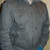 Брендовая стильная курточка осень-зима  Lalande хл .