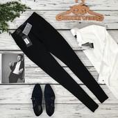 Мужские классические брюки Zara с защипами и зауженными штанинами  PN4868