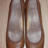 Туфли Tamaris р.38 стелька 24,5 см.