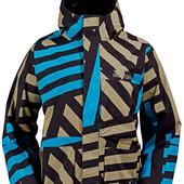 Сноубордическая/лыжная/мембранная куртка Burton. Размер 52-54.