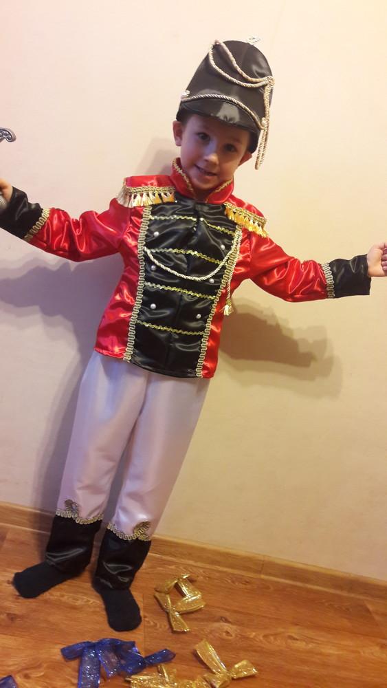 Гусар.карнавальный костюм.110-122см. фото №5
