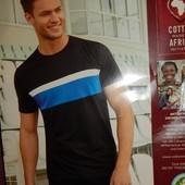 мужская футболка от Crane. Германия. В упаковке.