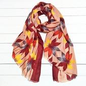 Красивый шарф Дарси в расцветках
