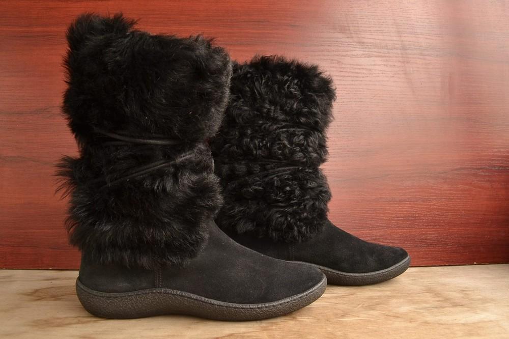 -banana republic -прошитая подошва -крутейшие зимний ботинки -заказывали себе, немного велики  -разм фото №1