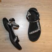 40 26,5см TEVA Спортивные босоножки сандалии на липучках