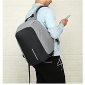 Спортивный рюкзак антивор Bobby xd design с USB-зарядкой