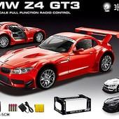 Машина р/у BMW z4 gt3 код866