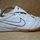 Кроссовки для зала Nike Tiempo natural 2 IC футзалки. Оригинал. 36 р./23 см.