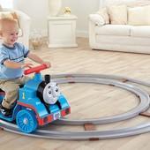 Железная дорога  Томас и друзья Fisher-Price power wheels thomas & friends