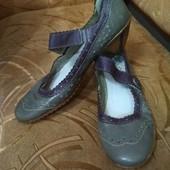 Отличные кожаные туфли от Rieker,  p. 42