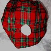 Головной убор берет маскарадный шотландец до 55 размера