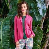 Невероятно женственный текстурный пиджак Tchibo, Германия