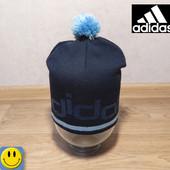 Деми шапка Adidas one size. Отличное состояние. оригинал, мужская, подростковая