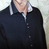 Брендовая стильная рубашка Guide London м