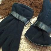 Thinsulate мужские флисовые перчатки р. XL-XXL
