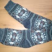Зимні теплі носочки
