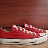 -Converse All Star Red -Original -made in Vietnam -размер 38 / 24 см -состояние отличнейшее (пару ра