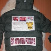 Модная куртка размер м-л