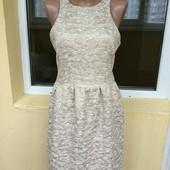 ZARA платье блестящее с люрексовой нитью р-р M Mарокко