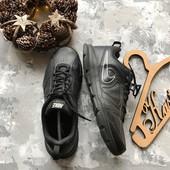 Кожаные мужские кроссовки Nike Air оригинал рр 46