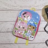Lalaloopsy (23*32 см) яркий рюкзак для девочки
