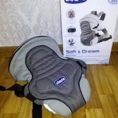 Нагрудная сумка-переноска Chicco soft&dream,в идеальном состоянии