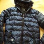 Тёплая фирменная куртка Air Walk р.48-50 XL