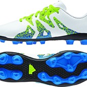 Бутсы, копы adidas X 15.4 fxg Junior S74601 (30,5)