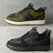 Кроссовки Nike Air Force Lunar suede, р. 40-43, код mvvk-1038Н