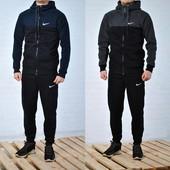 Мужской спортивный зимний костюм