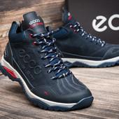 Ботинки Ecco Biom на меху, р. 40-45, код kv-3800