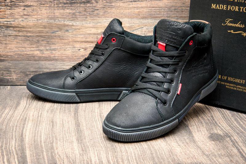 Ботинки wrangler на меху, р. 41, код kv-3993 фото №6
