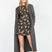 Платье цветочное Zara, S