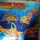 Большой магнитный конструктор