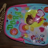 Рюкзак детский Путишественница  Dora сост отл